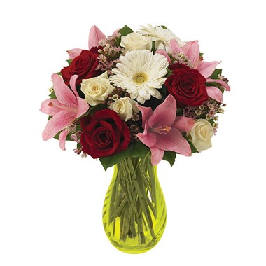 Everyday Elegance flower bouquet (BF134-11KM)